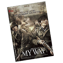 Korean Movie: My Way